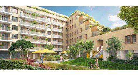Appartement neuf Le Belvedere Prestige éco-habitat à Bordeaux