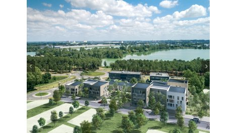 Appartement neuf Olac Prestige éco-habitat à Bruges