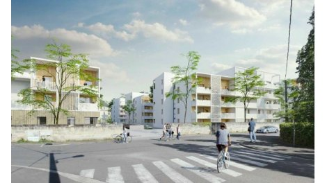 Appartement neuf Merignac Innova éco-habitat à Mérignac