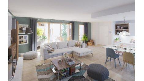 Appartement neuf Confidentielle à Paris 12ème