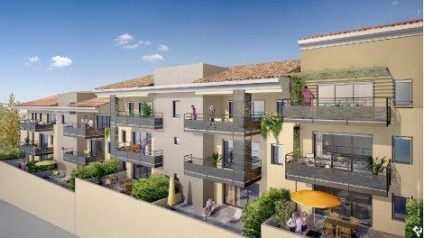 Appartement neuf Esprit Colline investissement loi Pinel à Manosque