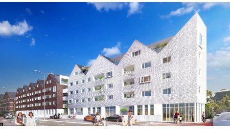 Appartement neuf Catway éco-habitat à Saint-Malo