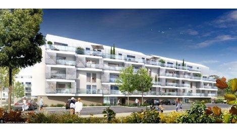 Appartement neuf Florida éco-habitat à Betton