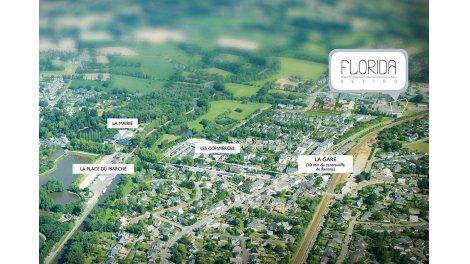 immobilier basse consommation à Betton