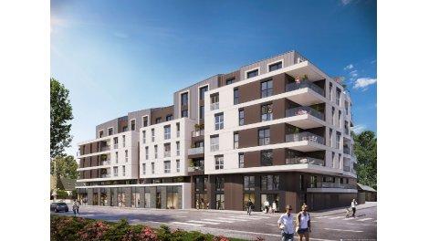 Appartement neuf Start éco-habitat à Saint-Malo