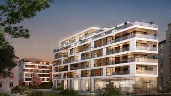Appartements neufs Le Cipriani éco-habitat à Rennes
