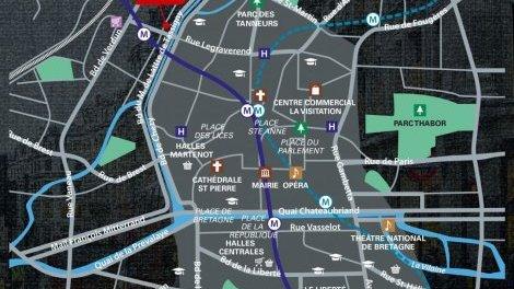 Appartement neuf Riverside éco-habitat à Rennes
