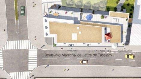 appartement neuf à Rennes