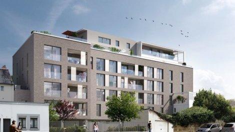 logement neuf à Rennes