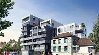 Appartements neufs Villa Gadby éco-habitat à Rennes