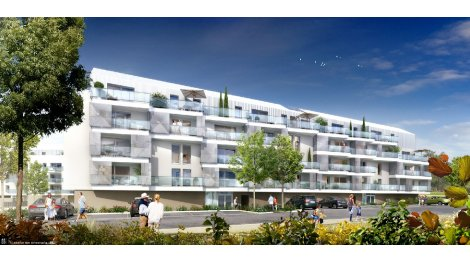 Appartement neuf Florida investissement loi Pinel à Betton