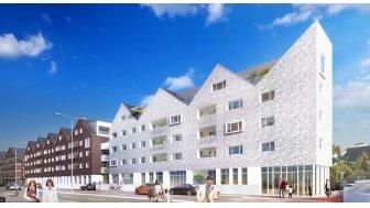 Appartements neufs Catway éco-habitat à Saint-Malo