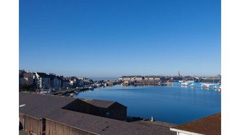immobilier basse consommation à Saint-Malo