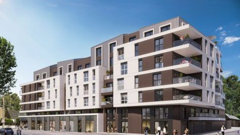 Appartement neuf Start investissement loi Pinel à Saint-Malo