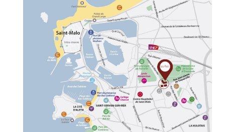 investir dans l'immobilier à Saint-Malo