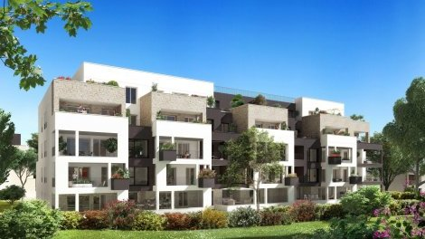 Appartement neuf Bellagio investissement loi Pinel à Saint-Grégoire