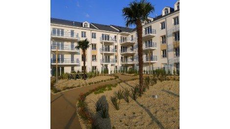 Appartement neuf L'Île Vertime - 1ère Tranche investissement loi Pinel à Les Sables d'Olonne