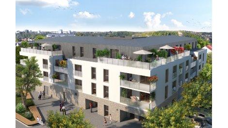 Appartement neuf Signatures - Céleste investissement loi Pinel à Saint-Sébastien-sur-Loire