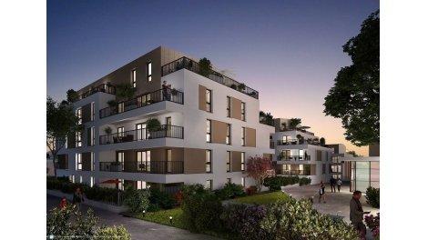 Appartement neuf Passage Saint Félix éco-habitat à Nantes
