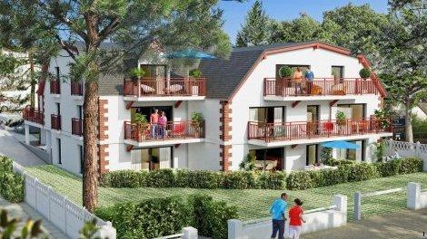 Appartements neufs Villa Bonne Source investissement loi Pinel à Pornichet