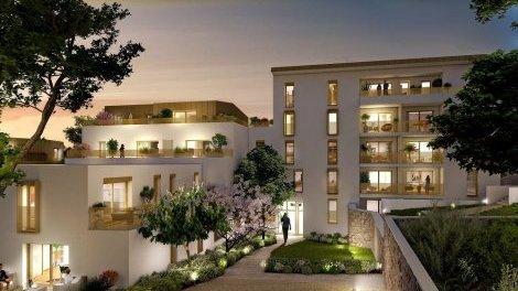 Appartement neuf Caractère à Nantes