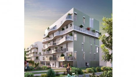 Appartement neuf Emblème investissement loi Pinel à Saint-Herblain