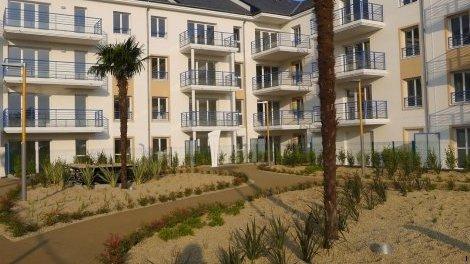 Appartements neufs L'Île Vertime - 1ère Tranche investissement loi Pinel à Les Sables d'Olonne