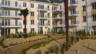 Appartements neufs L'Île Vertime - 1ère Tranche éco-habitat à Les Sables d'Olonne