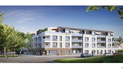 Appartements neufs Signatures investissement loi Pinel à Saint-Sébastien-sur-Loire