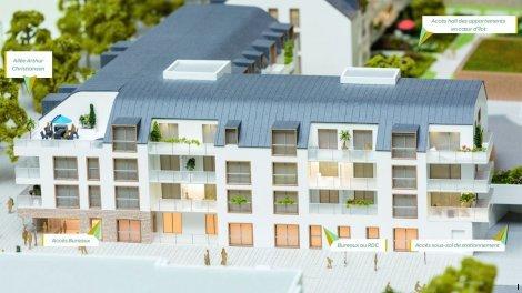 appartement neuf à Saint-Sébastien-sur-Loire