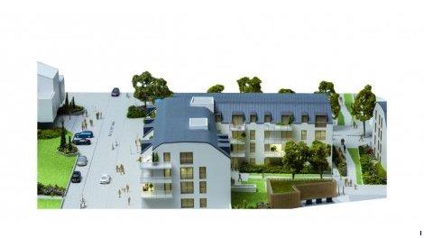 logement neuf à Saint-Sébastien-sur-Loire