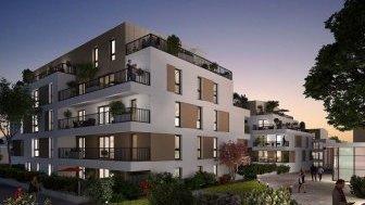 Appartements neufs Passage Saint Félix éco-habitat à Nantes