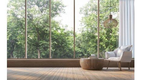 Appartement neuf Garden Square investissement loi Pinel à Saint-Herblain