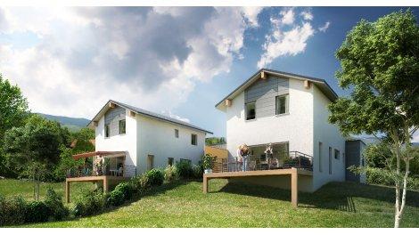 Villas neuves Le Clos de l'Etraz à Thoiry