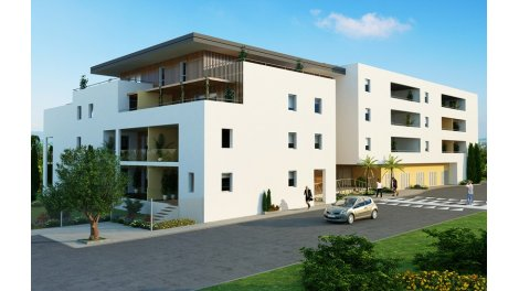 C te mer valras plage programme immobilier neuf - Architecture contemporaine residence parks ...