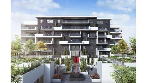 Appartement neuf Symbioz éco-habitat à Béziers