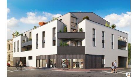 Appartement neuf Eskina éco-habitat à Bègles