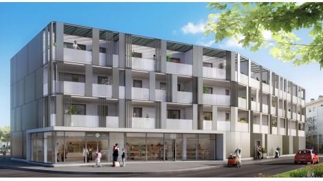 Appartement neuf Opéra Chartrons éco-habitat à Bordeaux
