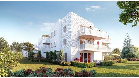 Appartement neuf Un Jardin en Ville à Pessac