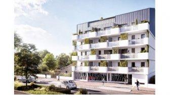 Appartements et maisons neuves Update éco-habitat à Talence