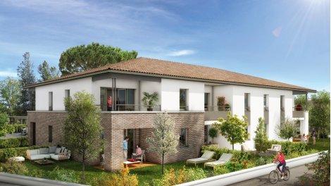 Appartements neufs Cosy Croix-Daurade éco-habitat à Toulouse