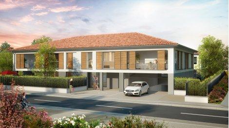 Appartements neufs Variations Saint-Simon éco-habitat à Toulouse