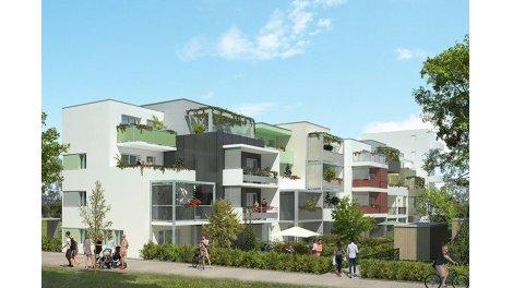 Appartement neuf Les Terrasses du Colisee investissement loi Pinel à Dijon