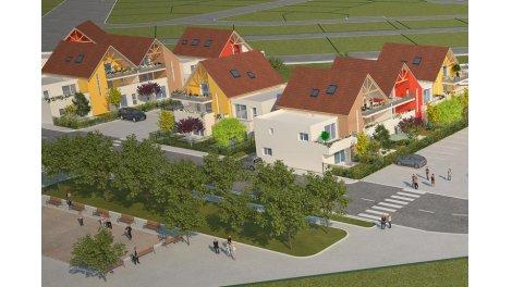 immobilier basse consommation à Perrigny-Lès-Dijon