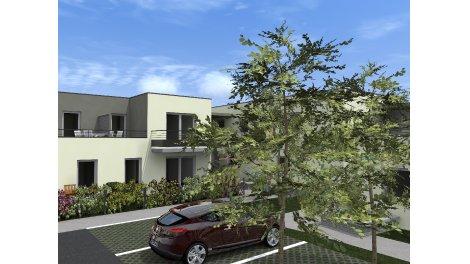 Appartement neuf Le Clos de Bergis éco-habitat à Gevrey-Chambertin