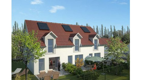 Villas neuves Les Villas Maxdorf à Longvic