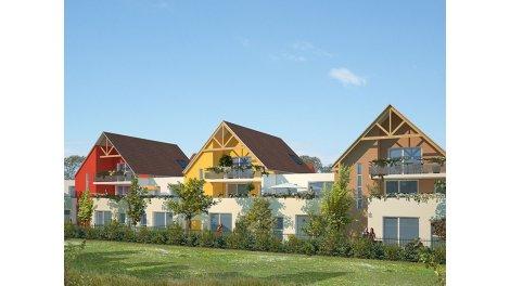 Appartement neuf Le Hameau du Cedre à Perrigny-Lès-Dijon
