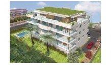 Appartements neufs L'Abysse éco-habitat à Antibes