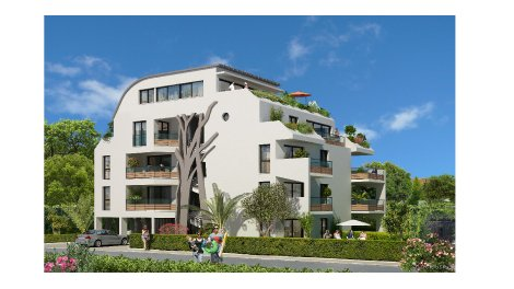 Appartement neuf L'Alcyon à Saint-Laurent-du-Var
