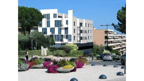 Appartement neuf Les Oliviers de Juin investissement loi Pinel à Vence